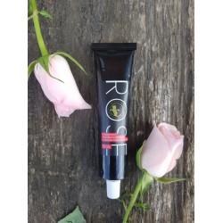 Rose очищающее гидрофильное масло с шелком и масло розы